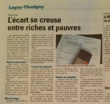 Riches et pauvres à Lagny