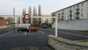 Parking commerçants 2