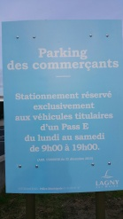 Parking commerçants 1