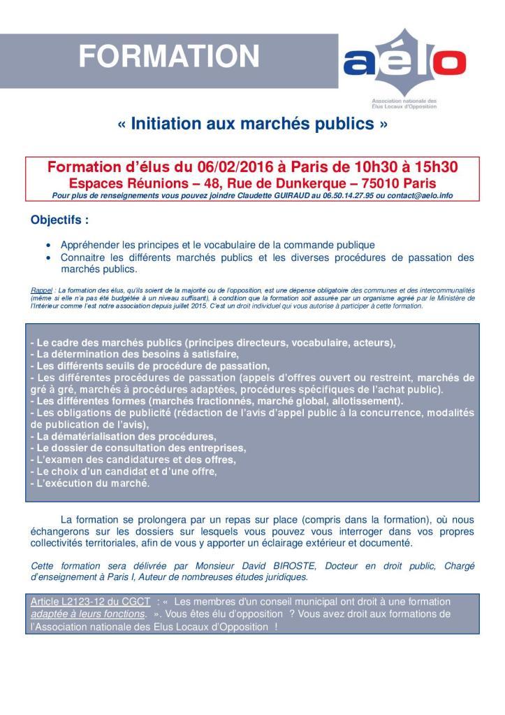 Intitulé formation du 06022016 Paris Initiation aux marchés publics-page-001