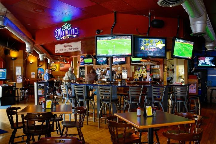 Legends of Aurora sports bar in Aurora, Co.
